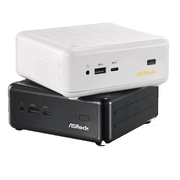 MINI PC INTEL NUC ASROCK BEEBOX J3160 BLACK