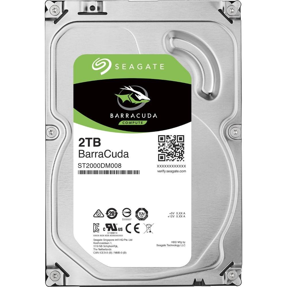 DISCO DURO 2TB SATA 6 GB/S 256MB BARRACUDA (ST2000DM008)