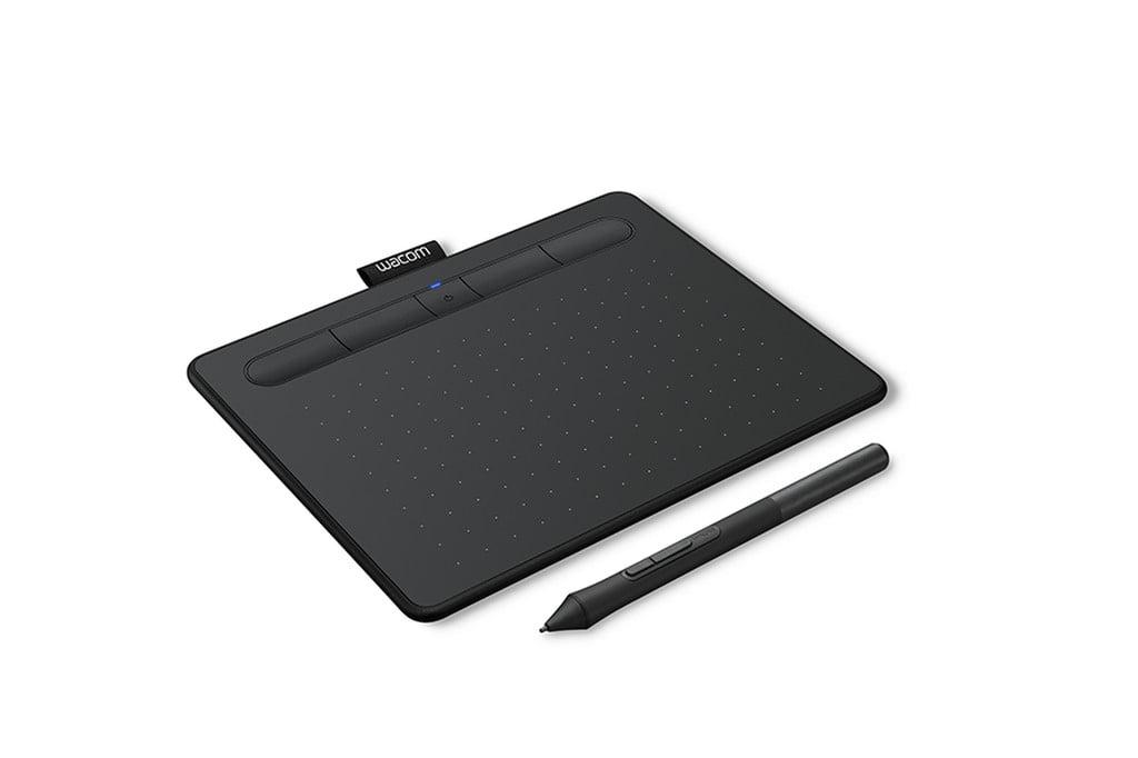 TABLETA INTUOS SMALL BLUETOOTH NEGRA (CTL4100WLK0)