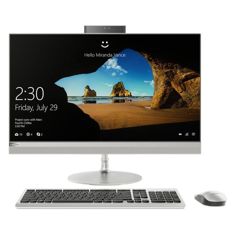 """PC AIO LENOVO 23.8"""" 520-24ICB CORE I5-8400T/1TB/12GB/DVD TOUCHSCREEN WIN10"""