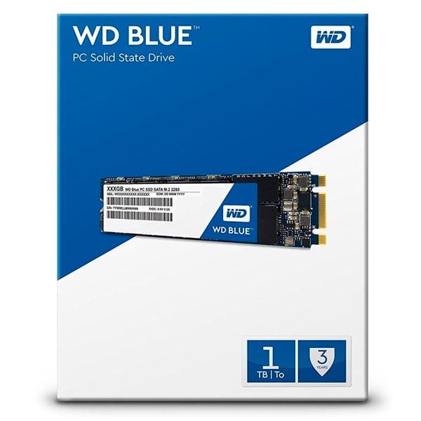 DISCO SOLIDO SSD 1TB M.2 WD BLUE 560MB/S 2280