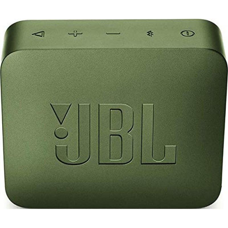 PARLANTE JBL GO 2 BLUETOOTH WIRELESS GREEN(JBLGO2GN)