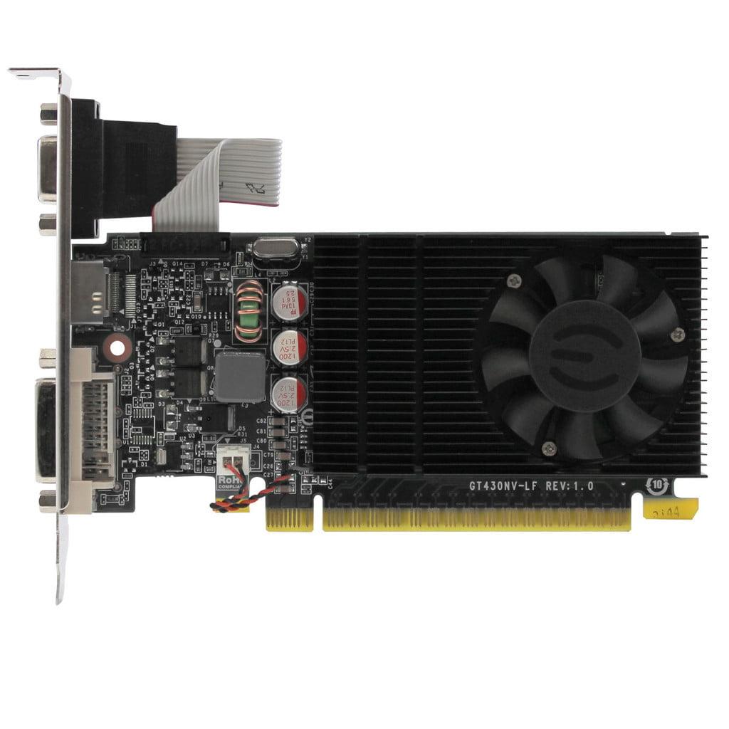 PLACA DE VIDEO 2GB GT 730 EVGA DDR3