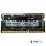 MEMORIA SODIMM DDR3 4GB MEMOX 1333