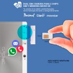 TABLET GAMER GADNIC 10 PULGADAS CON CHIP CELULAR 4G LTE