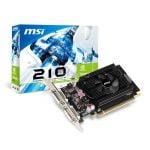 PLACA DE VIDEO 1GB G210 MSI DDR3 LP SINGLE SLOT(N210-MD1G/D3)