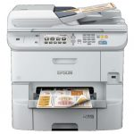 IMPRESORA MULTIFUNCION EPSON WORKFORCE PRO WF-6590 (C11CD49201)