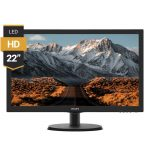 MONITOR LED 22 PHILIPS HDMI 223V5LHSB2/55