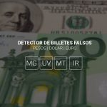 CONTADORA DE BILLETES GADNIC PORTABLE DOBLE DISPLAY DETECTOR FALSOS