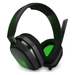 AURICULAR GAMING A10 PARA XBOX ONE GREY/GREEN (939-001595)