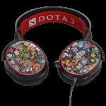 HEADSET STEEL SERIES ARCTIS 5 DOTA DTS 7.1 RGB