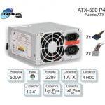 FUENTE PC 550W NOGANET ATX C/ CABLE