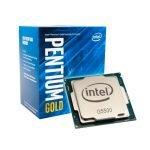 PROCESADOR PENTIUM GOLD G5600 DUAL CORE 4MB 3.9GHZ (BX80684G5600)
