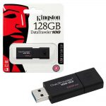 PENDRIVE KINGSTON DT100 G3 128GB(DT100G3/128GB)
