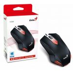 MOUSE GENIUS GAMING GX X-G200 USB BLACK