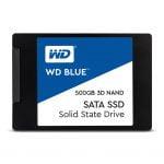 DISCO SOLIDO SSD 500GB WD BLUE 2.5
