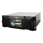 SUPER NVR 128CH 12MPX 16HDD H.265 RAID ISCSI SAS HOT-SWAP DISPLAY 2XFUENTE MARCA DAHUA (NVR616DR-128-4K)