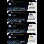 TONER ORIGINAL HP 128A AMARILLO LASERJET(CE322A)