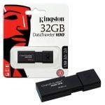 PEN DRIVE 3.0 DT100 DATA TREVELER 32GB USB (KC-U7132-6UR)