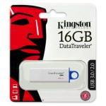 PEN DRIVE 3.0 DTIG4 16GB BLANCO (DTIG4/16GB)