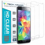 PROTECTOR GALAXY S5 HD CLEAR BASIC PACK X3 (LS-14231)