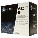 TONER ORIGINAL HP 64X NEGRO DE ALTO RENDIMIENTO (CC364X)