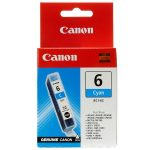 CARTUCHO CANON BCI-6 CYAN S800-BJC8200/ IP9900