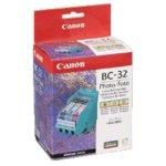 CARTUCHO CANON BC-32E COLOR PHOTO C/CABEZAL P/CANO