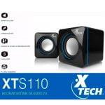 MINIPARLANTES USB 5W XTS110 (XTS-110)