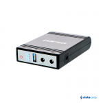 MINI UPS + POWER BANK DC-140USB PORTABLE
