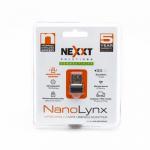 PEN WIFI USB INALAMBRICO NANOLYNX DE 150MBPS (AULUB155U2)