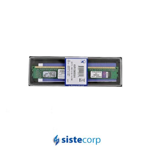 MEMORIA DDR3 4GB 1333MHz ValueRAM 1.5V KINGSTON