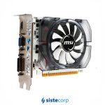 PLACA DE VIDEO MSI GEFORCE GT730 4GB DDR3 HDMI+DL-DVI-I (912-V809-2216)