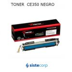 TONER ALTERNATIVO HP CE350 NEGRO