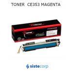 TONER ALTERNATIVO HP CE353 MAGENTA