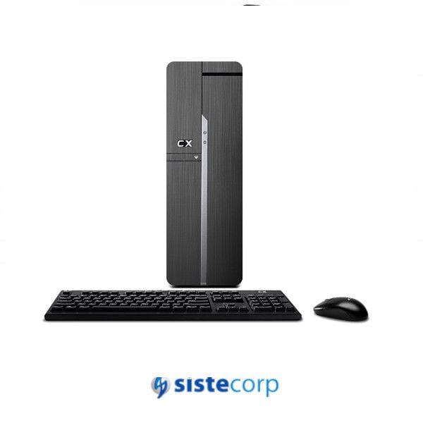 PC CX  SLIM INTEL I5 7400+1T+8G+DVDRW       (MSI)
