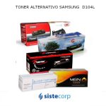 TONER ALTERNATIVO SAMSUNG D104L