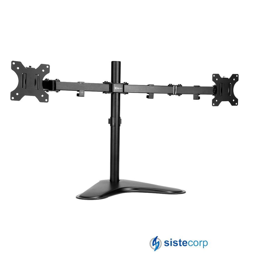 SOPORTE MONITOR LCD/LED DOBLE ARTICULADO (KPM-311)